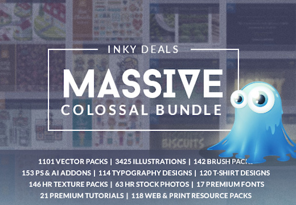 The Massive Colossal Bundle: $38,108 worth of Items for only $99