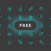 line icons psdblast