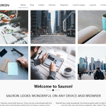 10 Best Free Wordpress Themes - April Roundup!