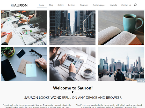 10 Best Free WordPress Themes – April Roundup!