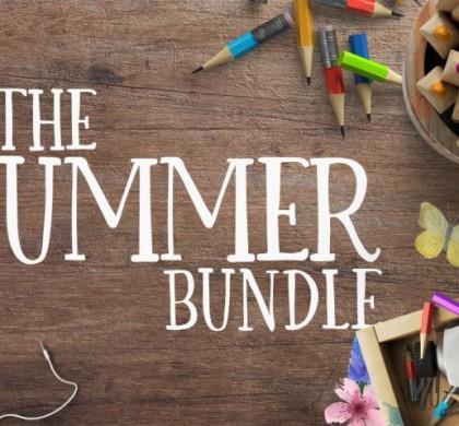 The Summer Design Bundle!