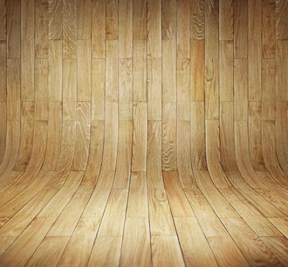 Free 3 Curved Wooden Backdrops