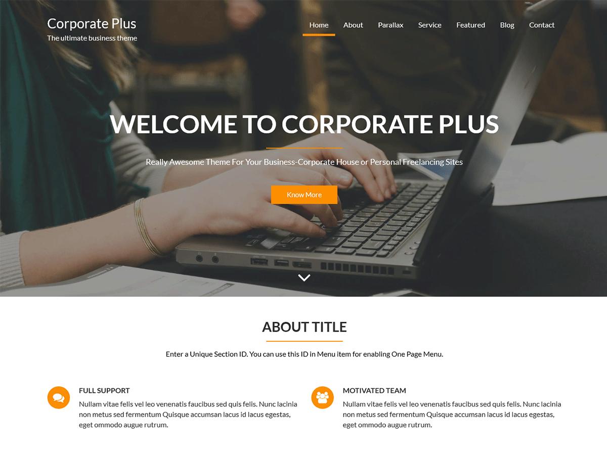 corporate-plus