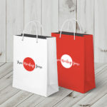 Shopping Bag Mock-up Freebie