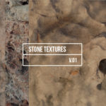Free Stone Texture Backgrounds PSD