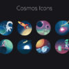 cosmos icons
