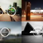 5 Free Retro Badges (PSD)