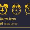 alarm-clock-icons-psdblast