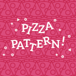 Pizza Pattern Freebie