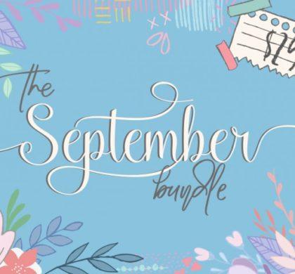 The September Bundle!