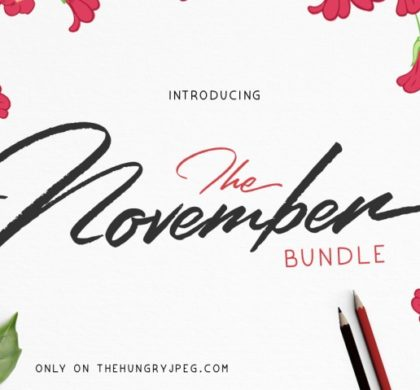 The November Bundle!