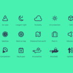 Free Weather Icons Set
