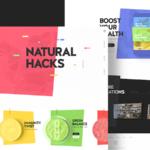 Bo's Kitchen Concept UI Kit