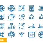 20 Free Internet Icons