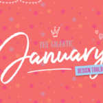 The Gigantic January Design Toolbox