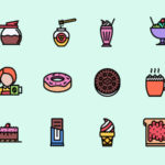 12 Free Cafe Icons