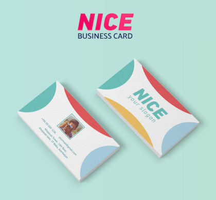 Business Card Template Freebie