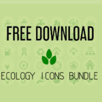 Ecology Free Icons Set